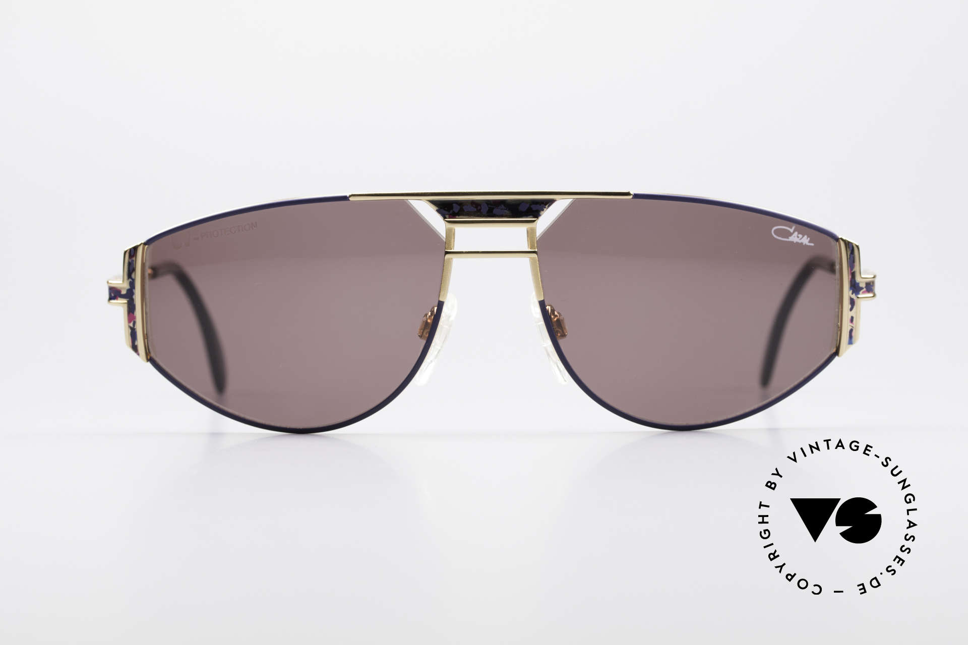 Cazal 964 True Vintage 90s Sunglasses, best craftsmanship (made in Germany) with 100% UV, Made for Men and Women