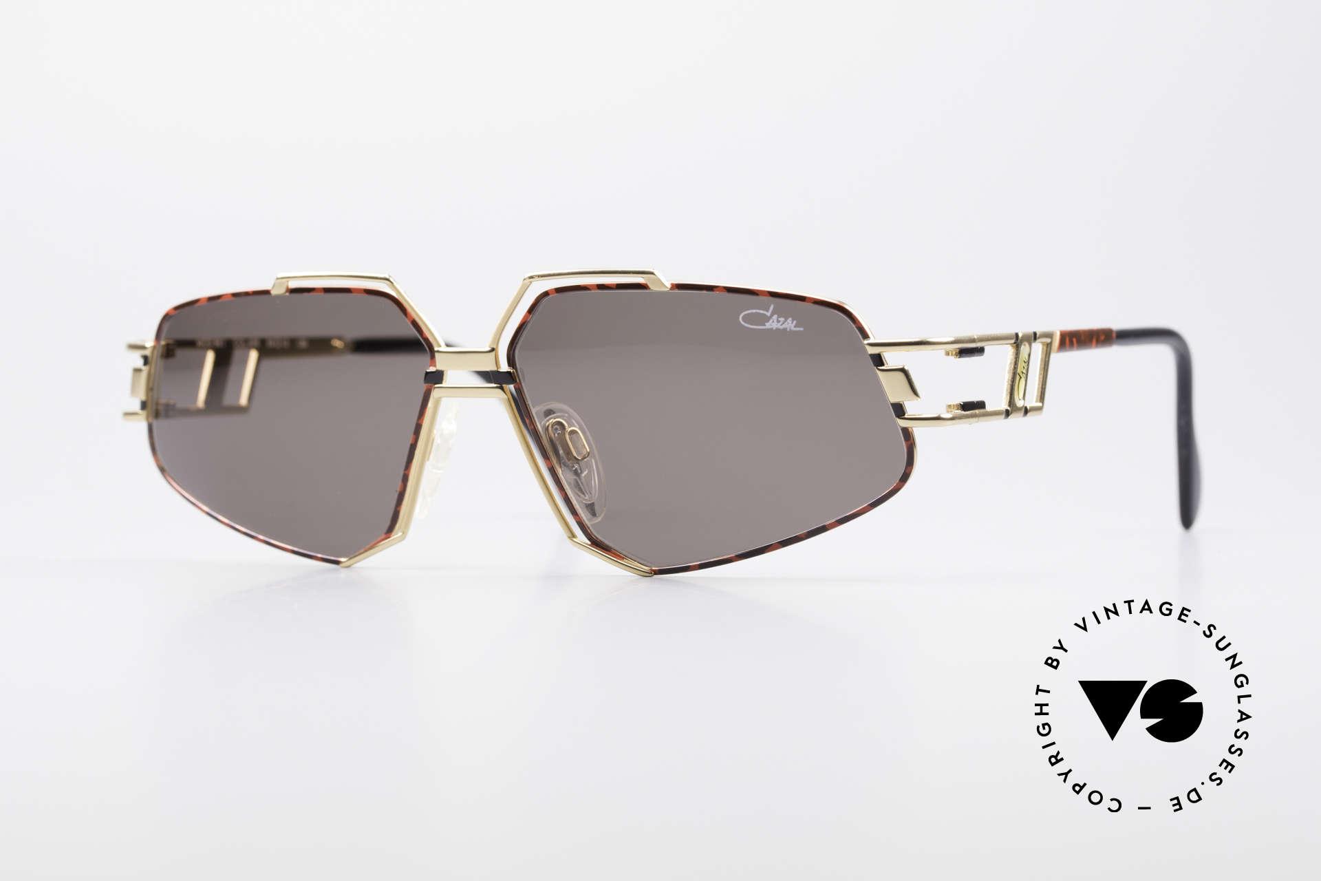 Cazal 961 Designer Vintage Sunglasses, extraordinary CAZAL vintage sunglasses from 1991/92, Made for Men and Women