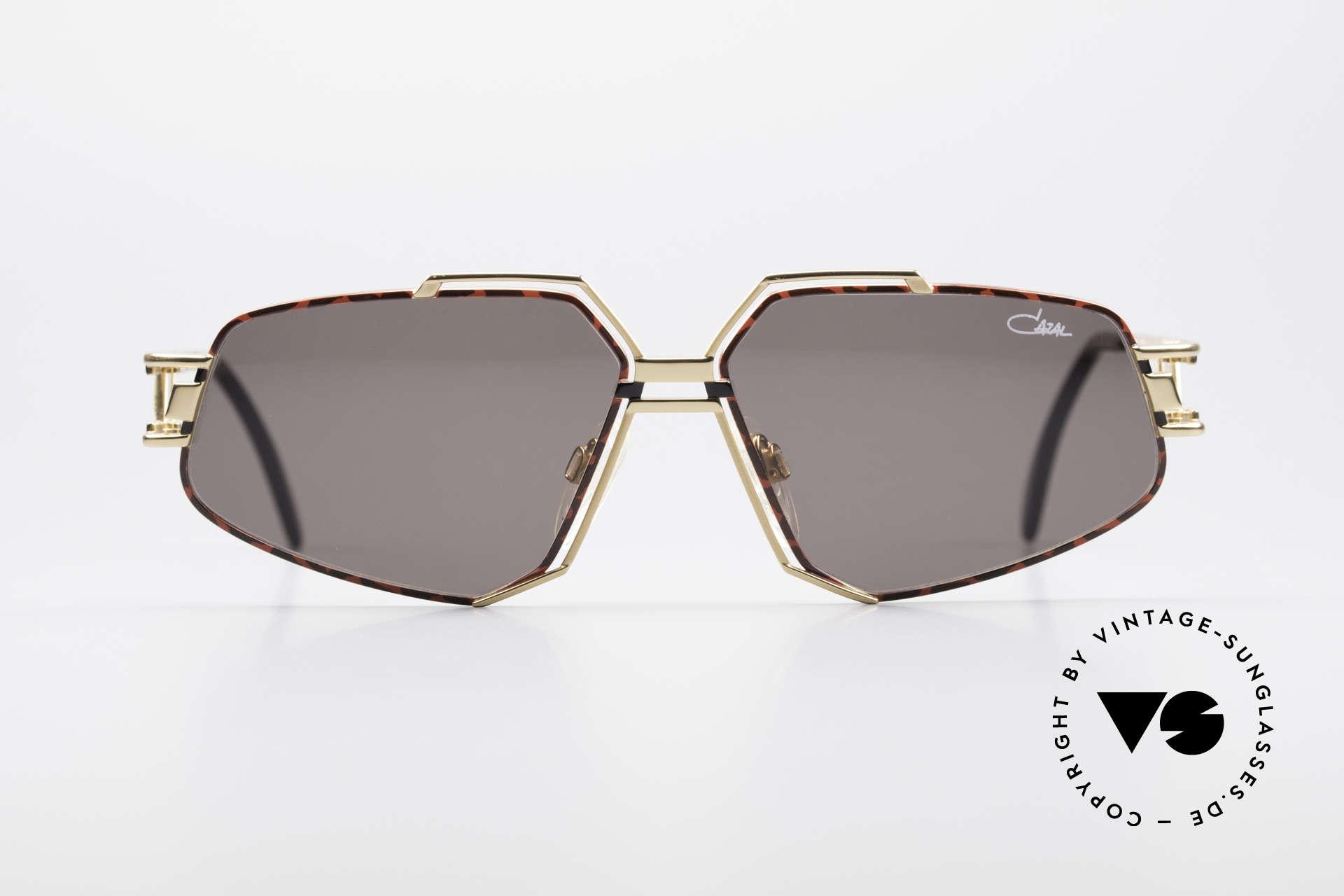 Cazal 961 Designer Vintage Sunglasses, terrific design by CAri ZALloni (CAZAL chief designer), Made for Men and Women
