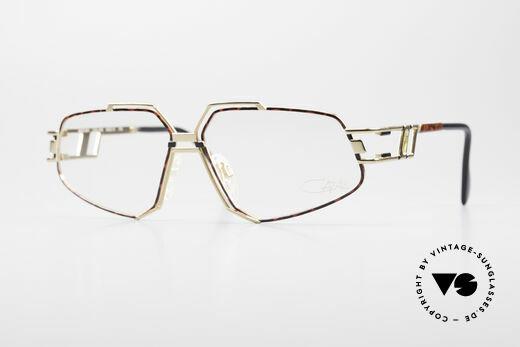 Cazal 961 Designer Vintage Eyeglasses Details