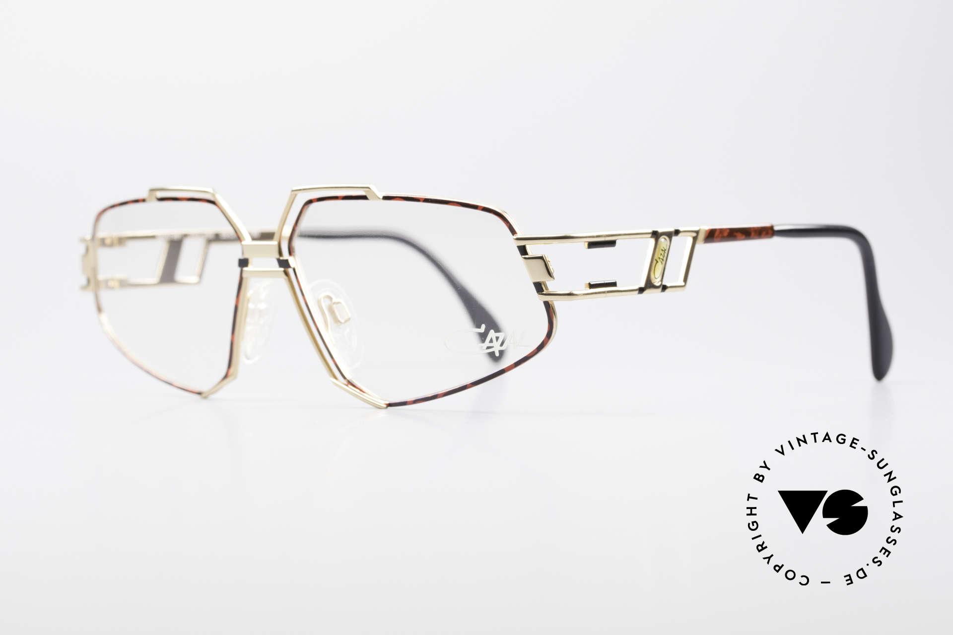 Cazal 961 Designer Vintage Eyeglasses, striking & distinctive frame construction; truly vintage, Made for Men and Women