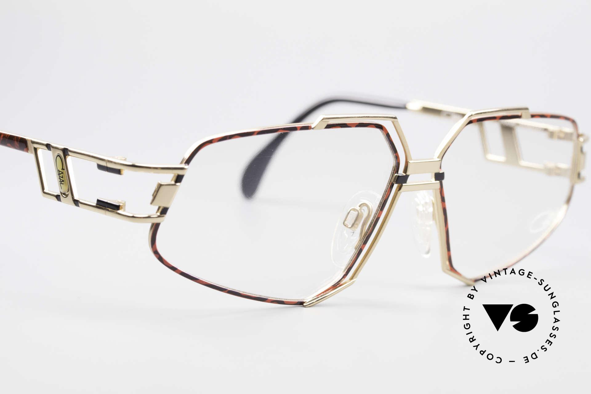 Cazal 961 Designer Vintage Eyeglasses, top ORIGINAL 90's quality (FRAME 'made in Germany'), Made for Men and Women