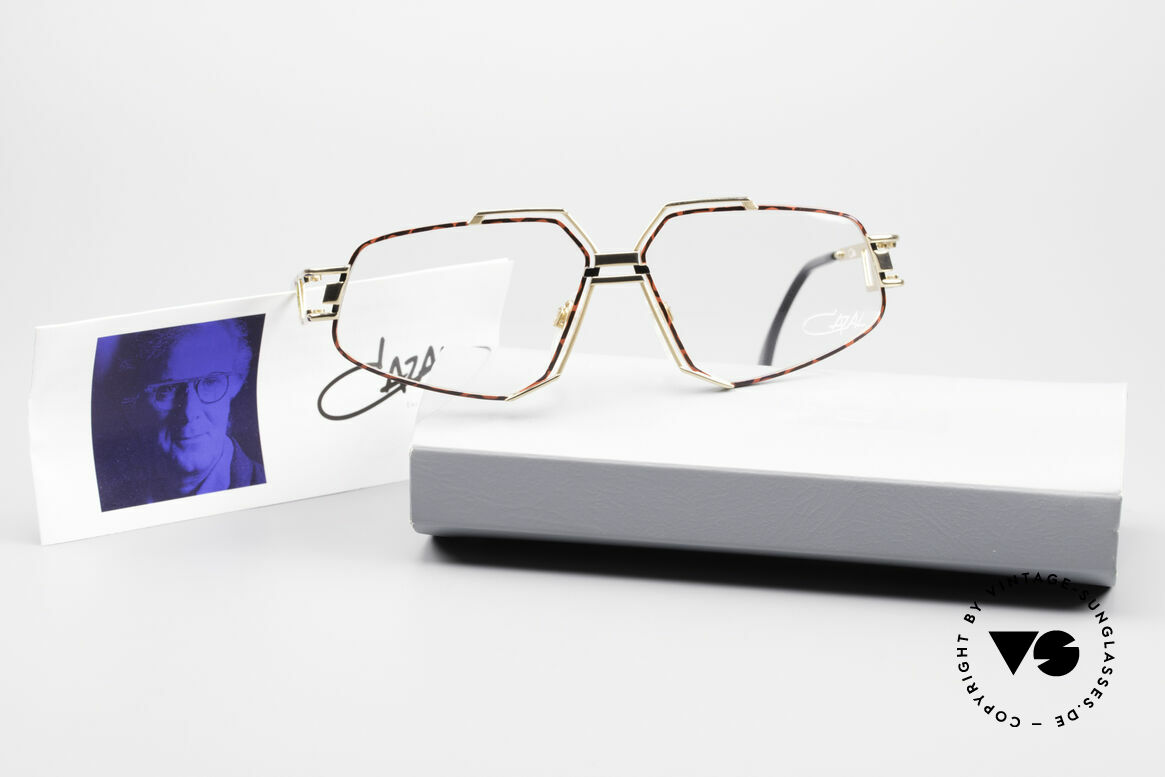 Cazal 961 Designer Vintage Eyeglasses, NO RETRO eyeglasses, but a 25 years old Cazal original!, Made for Men and Women