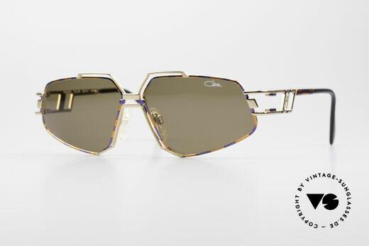 Cazal 961 Vintage Designer Sunglasses Details