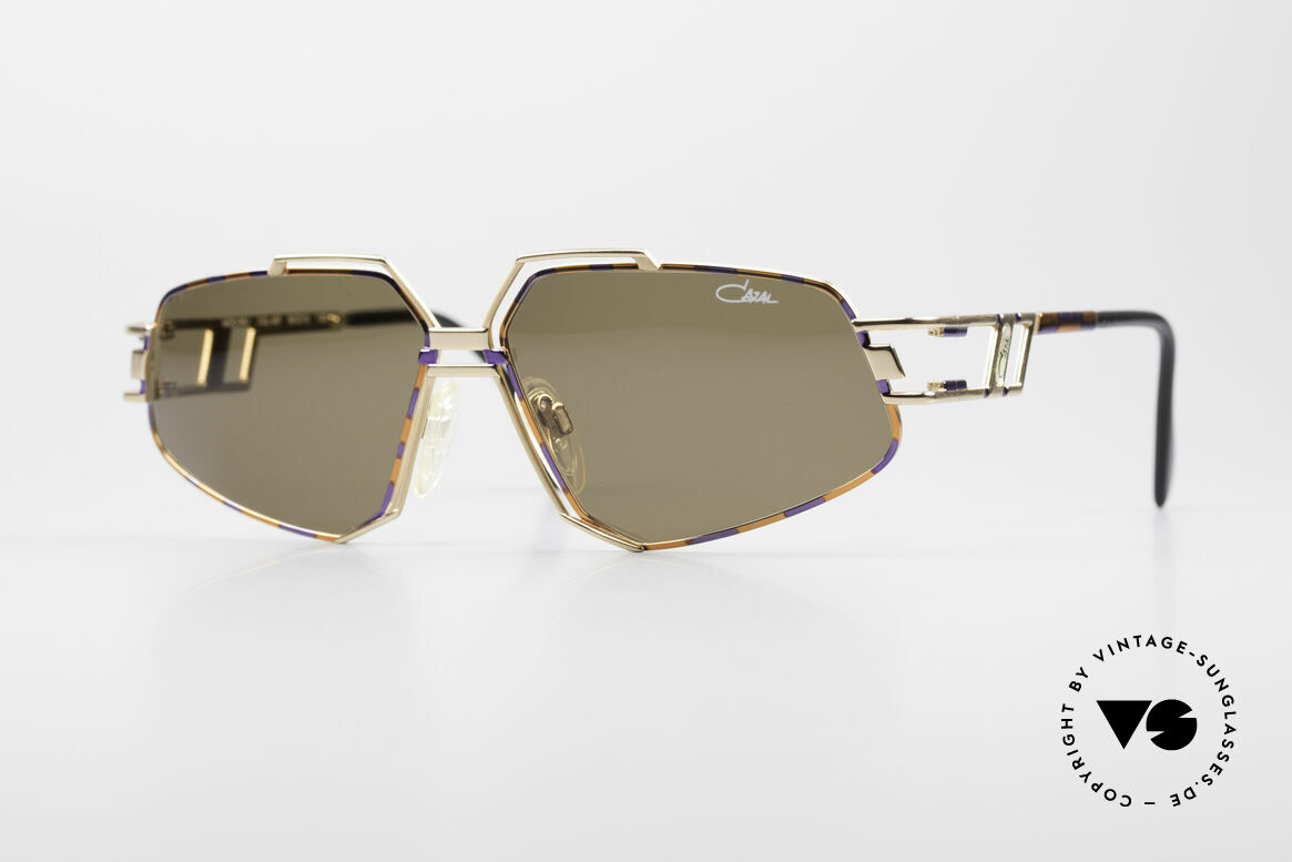 Cazal 961 Vintage Designer Sunglasses, extraordinary CAZAL vintage sunglasses from 1991/92, Made for Men and Women