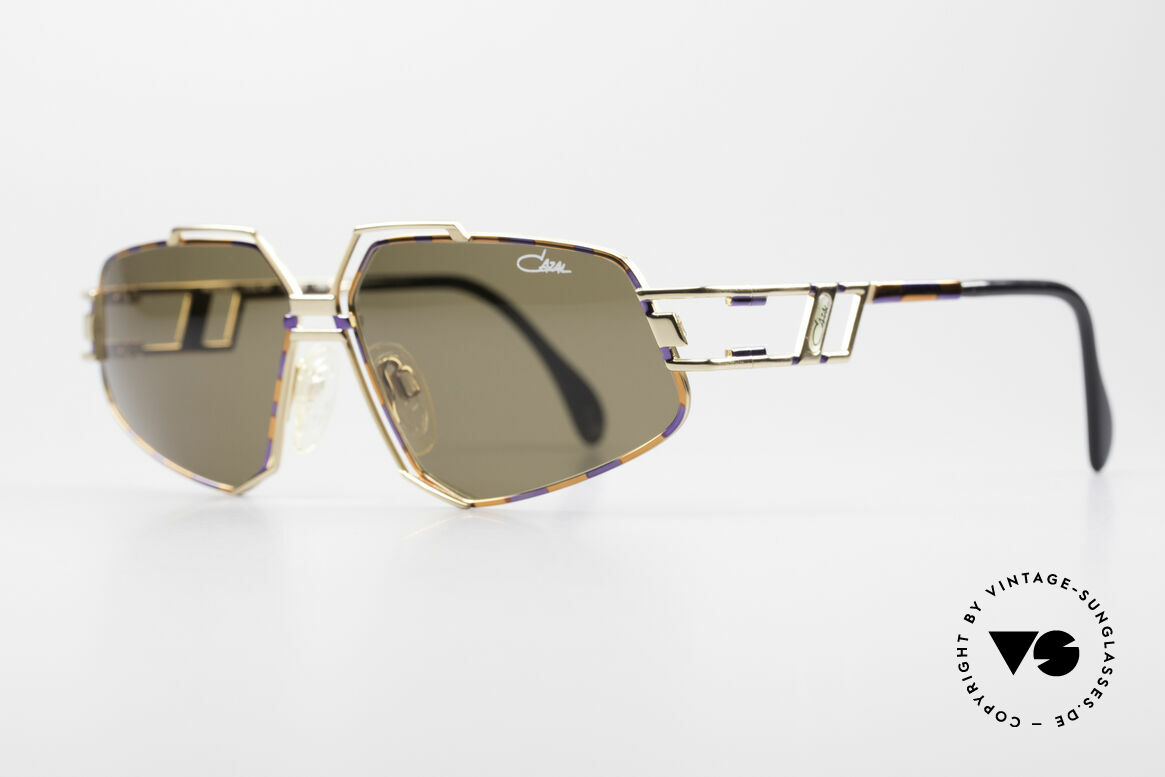 Cazal 961 Vintage Designer Sunglasses, striking & distinctive frame construction; truly vintage, Made for Men and Women