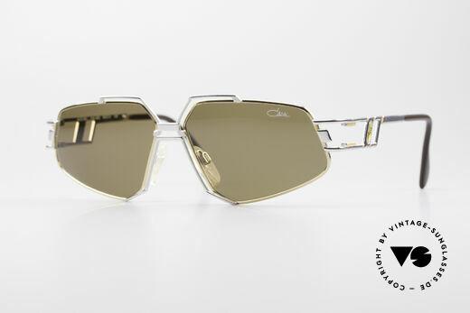 Cazal 961 Rare Designer Sunglasses 90s Details
