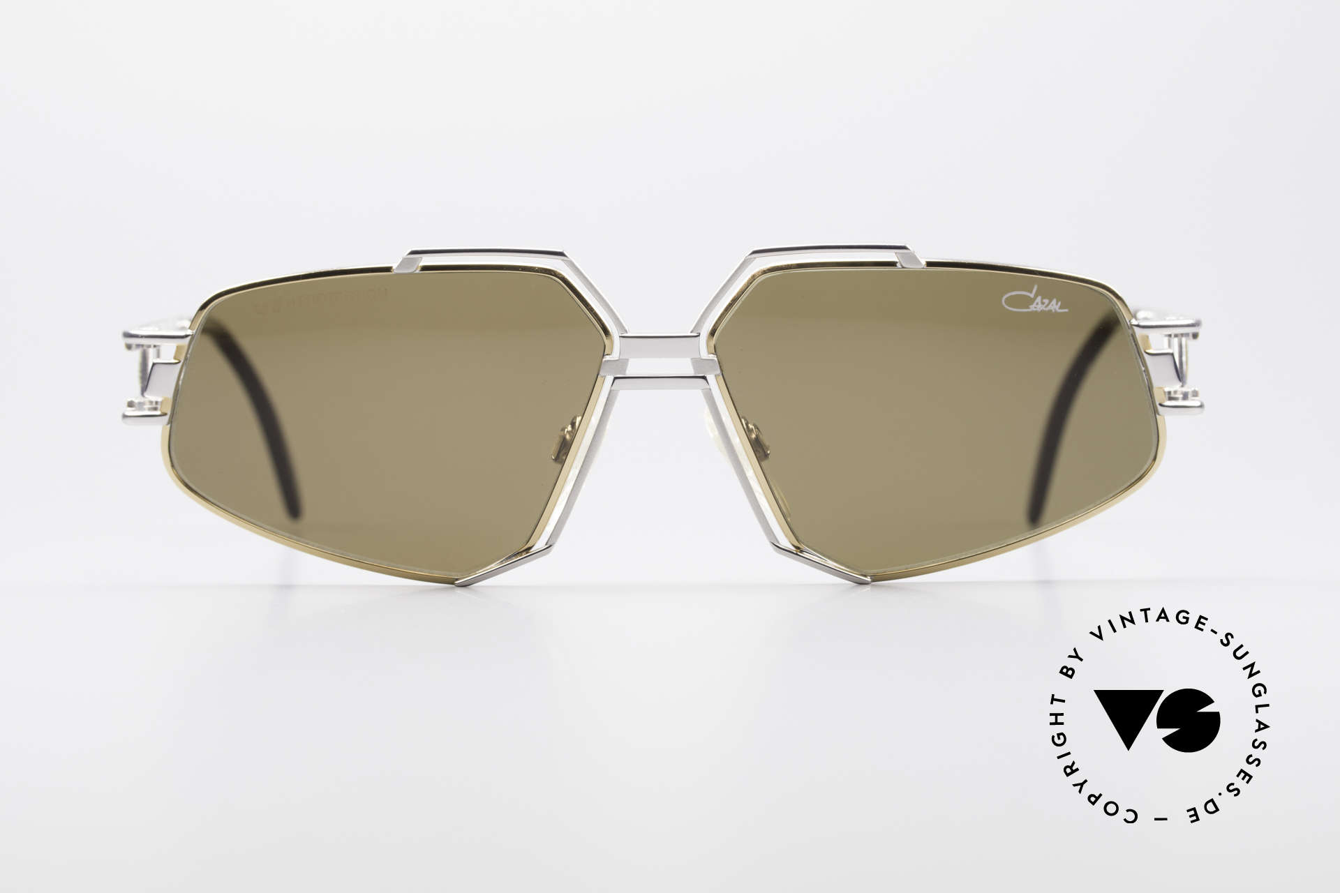 Cazal 961 Rare Designer Sunglasses 90s, terrific design by CAri ZALloni (CAZAL chief designer), Made for Men and Women