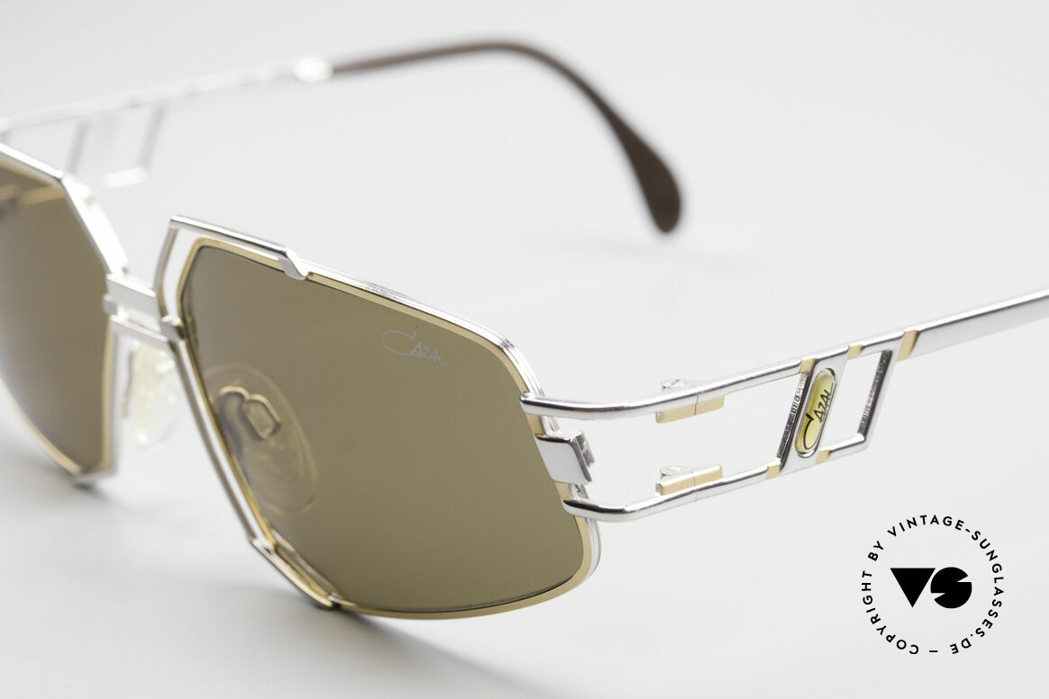 Cazal 961 Rare Designer Sunglasses 90s, today, a sought-after accessory for every Hip-Hop outfit, Made for Men and Women
