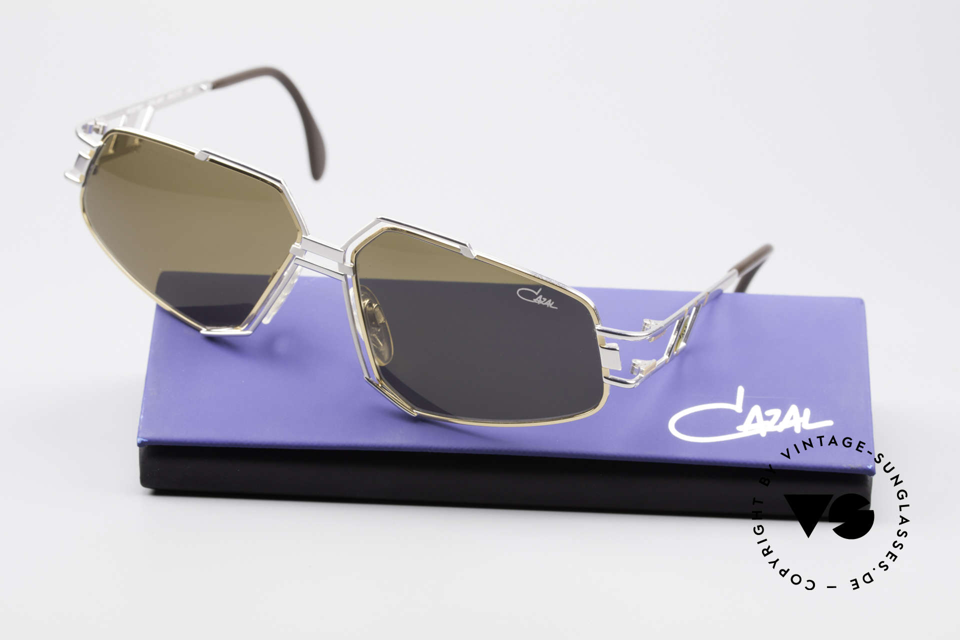 Cazal 961 Rare Designer Sunglasses 90s, NO RETRO sunglasses, but a 25 years old Cazal original!, Made for Men and Women