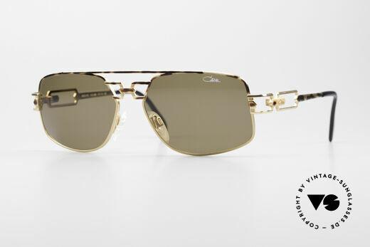 Cazal 972 Rare Designer Sunglasses 90's Details