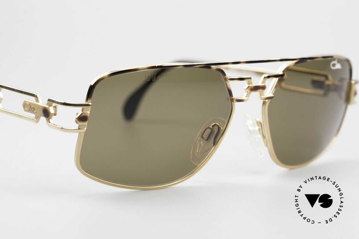 Cazal 972 Rare Designer Sunglasses 90's, NO RETRO EYEWEAR, but a real old ORIGINAL from 1997, Made for Men and Women