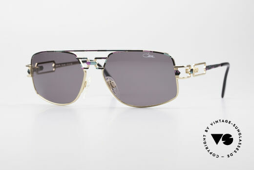 Cazal 972 No Retro Shades True Vintage Details
