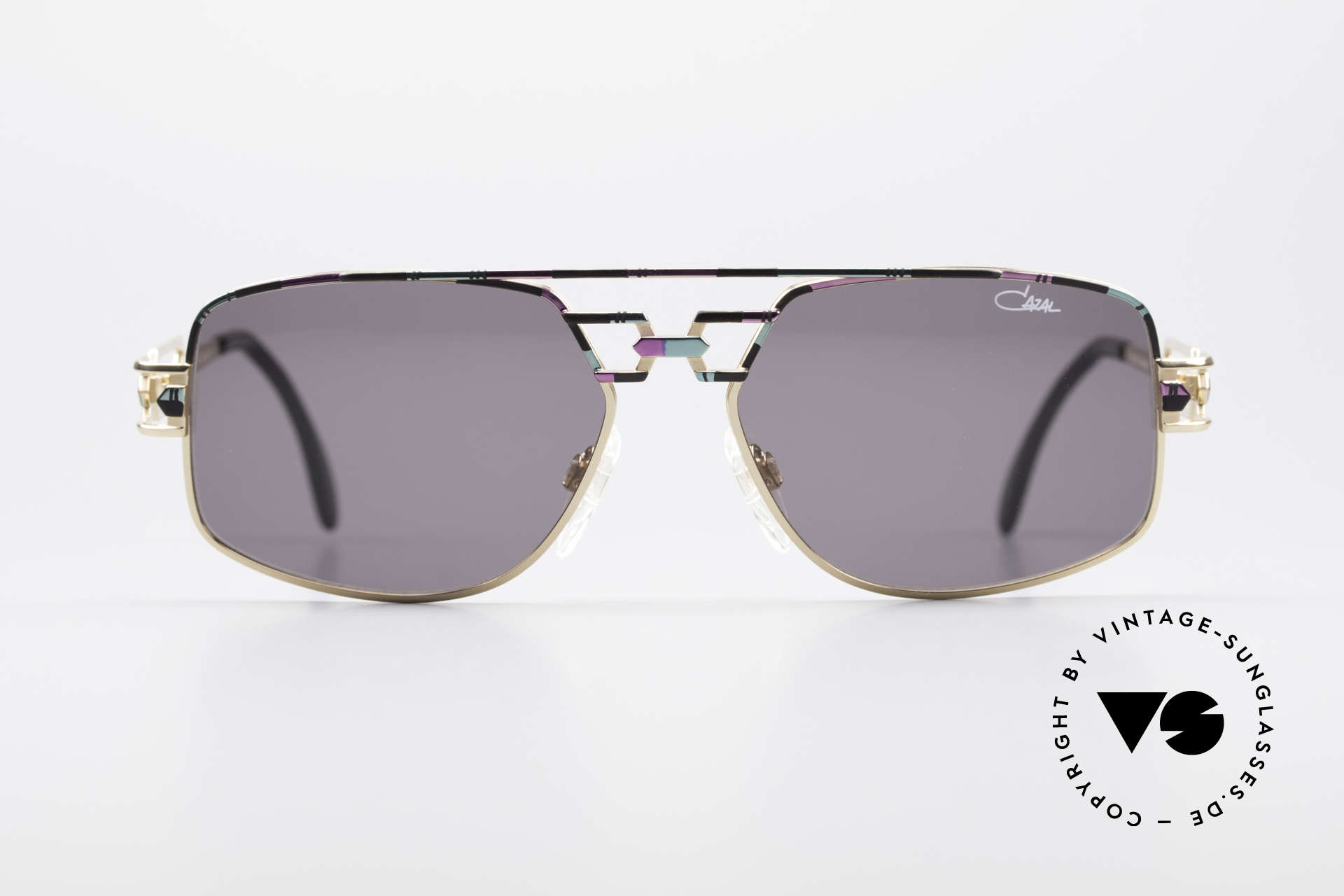 Cazal 972 No Retro Shades True Vintage, high-end quality 'made in GERMANY' (crafted in Passau), Made for Men and Women
