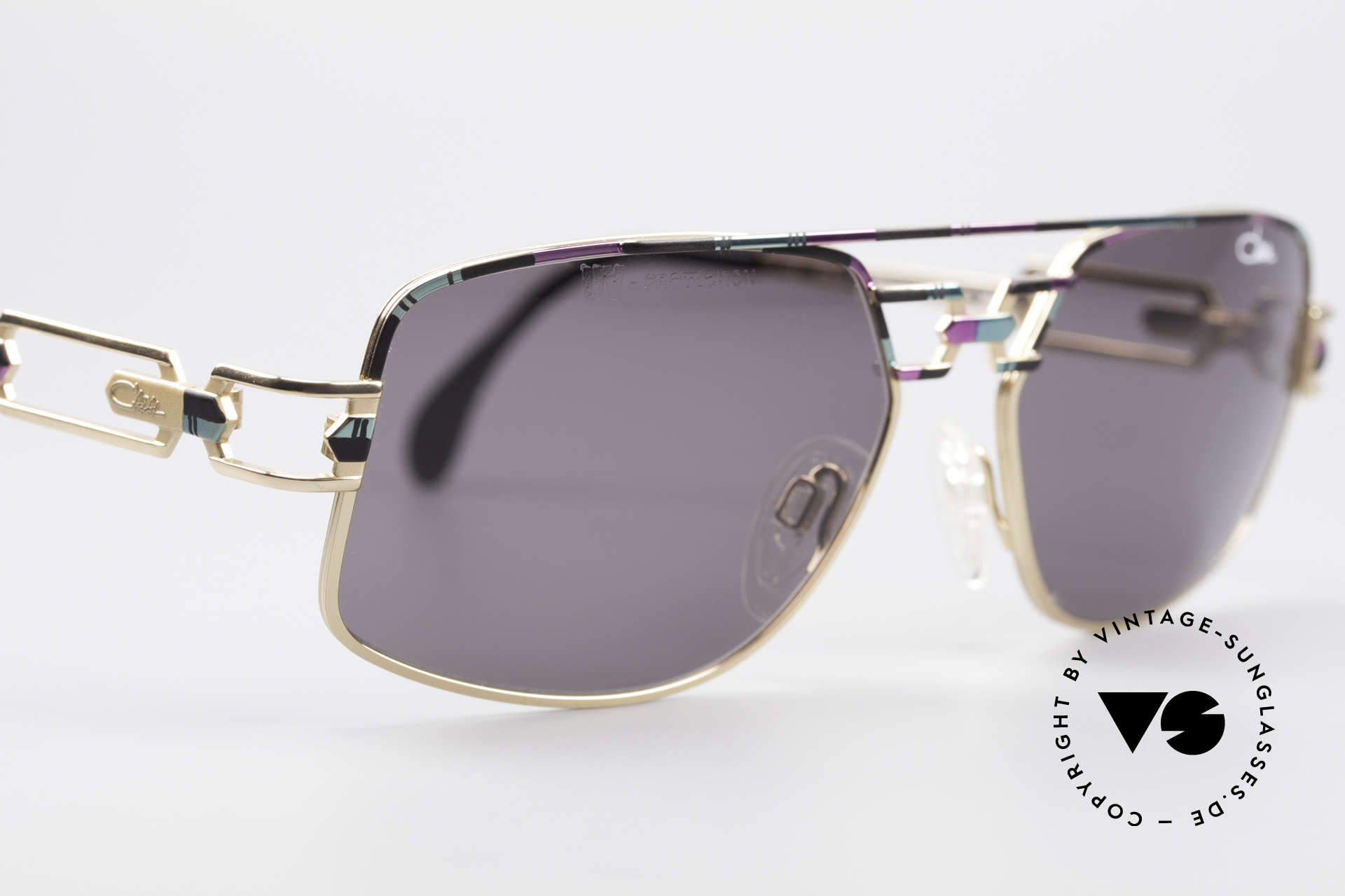 Cazal 972 No Retro Shades True Vintage, NO RETRO EYEWEAR, but a real old ORIGINAL from 1997, Made for Men and Women
