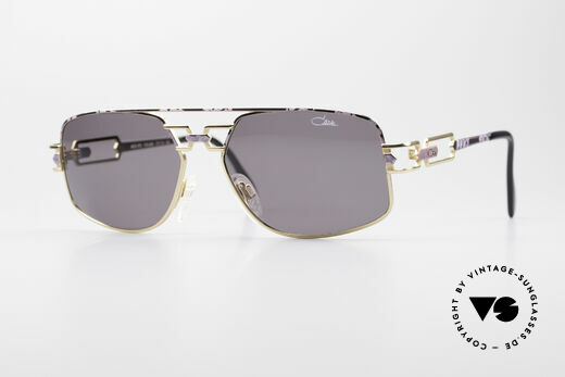 Cazal 972 True Vintage Shades No Retro Details