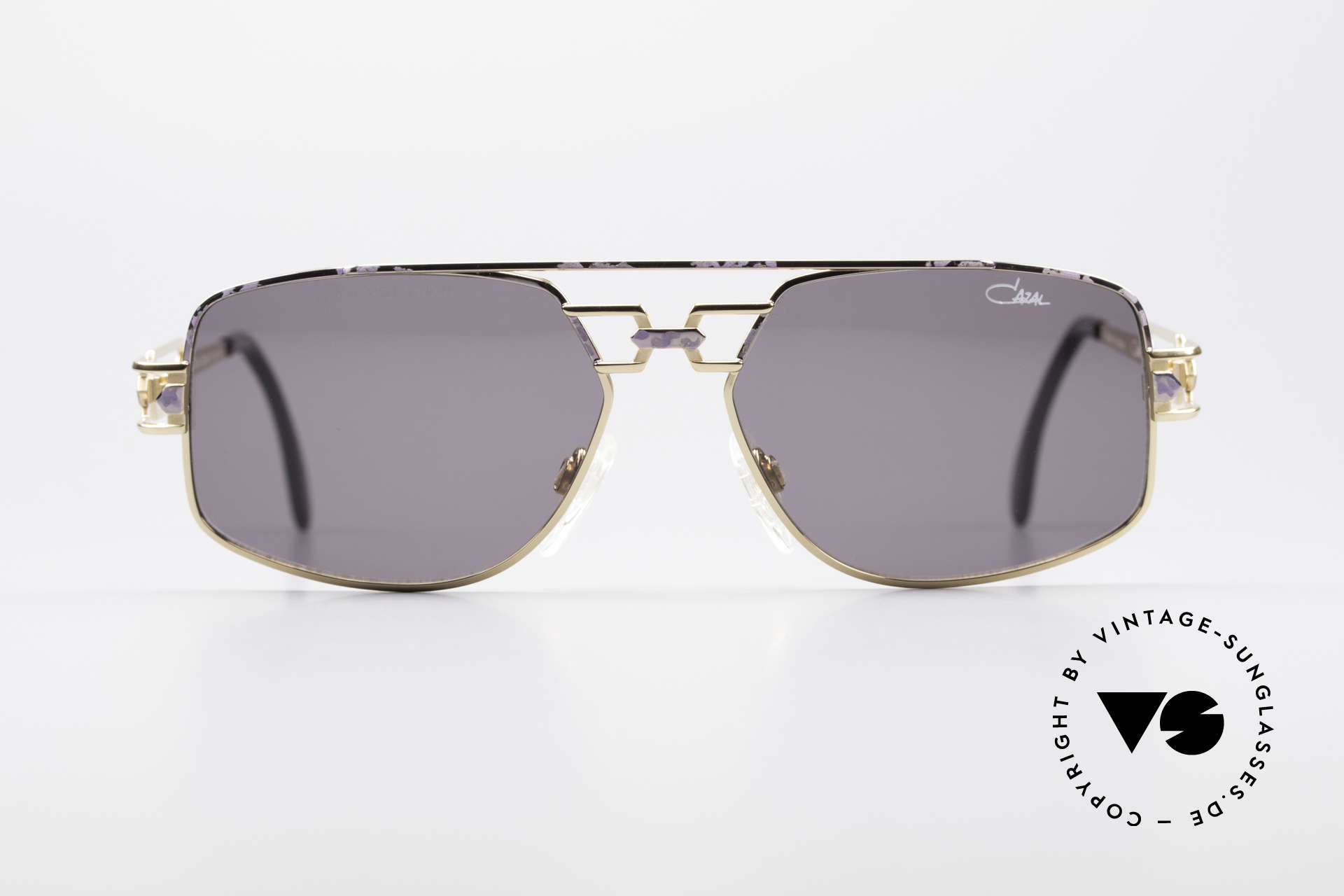 Cazal 972 True Vintage Shades No Retro, high-end quality 'made in GERMANY' (crafted in Passau), Made for Men and Women