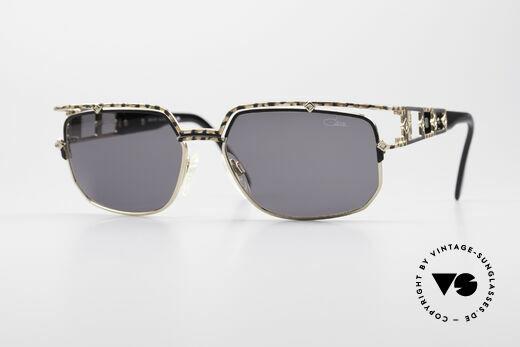 Cazal 979 90's Vintage Shades Ladies Details