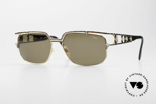Cazal 979 Ladies Sunglasses Vintage Details