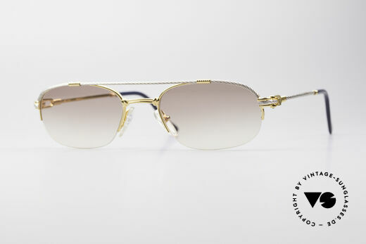 Fred Caravelle Maritime Luxury Sunglasses Details