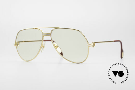 Cartier Vendome LC - S With Zeiss Changeable Lenses Details