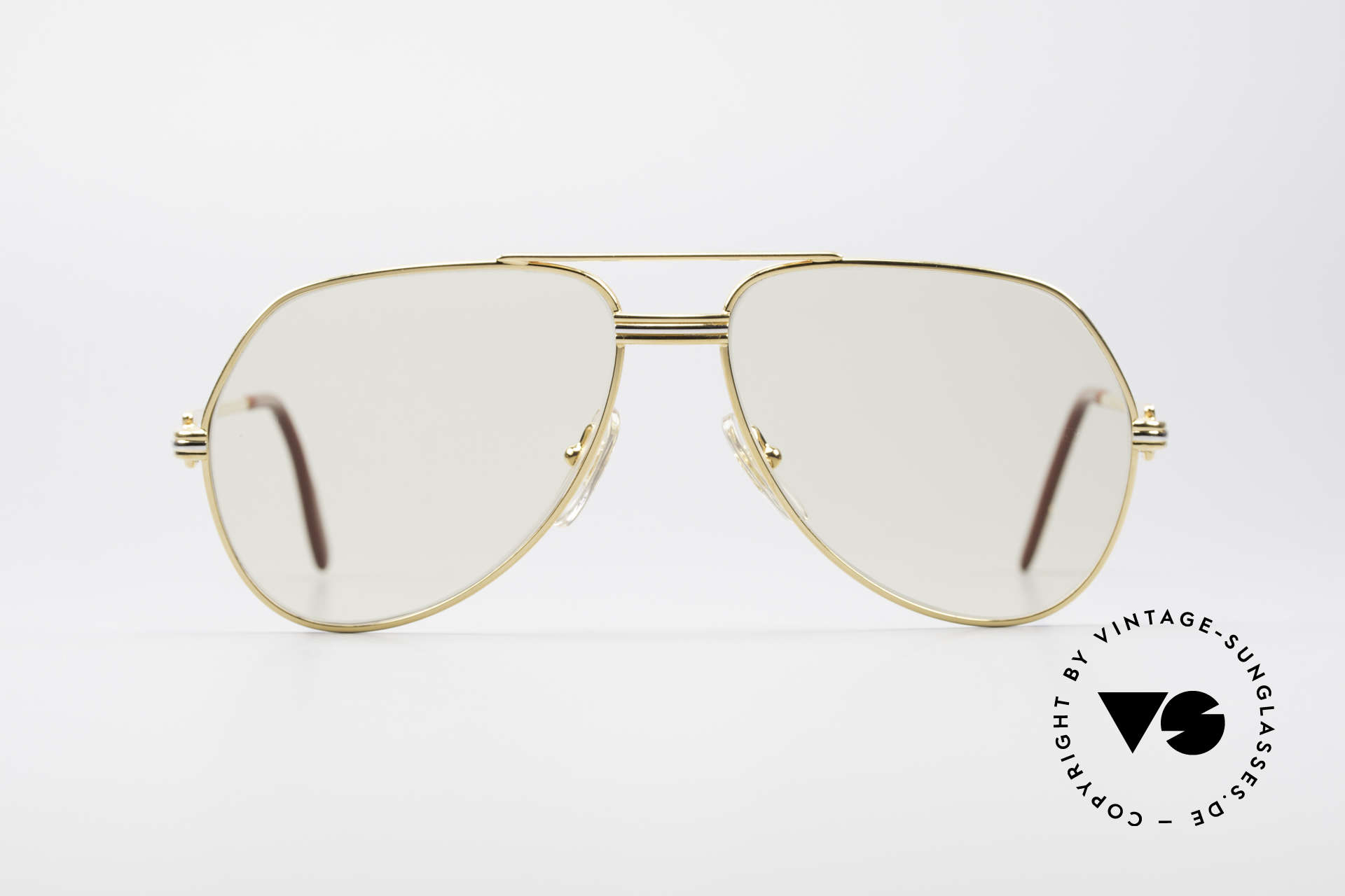 Sunglasses Cartier Vendome LC - S With Zeiss Changeable Lenses ...