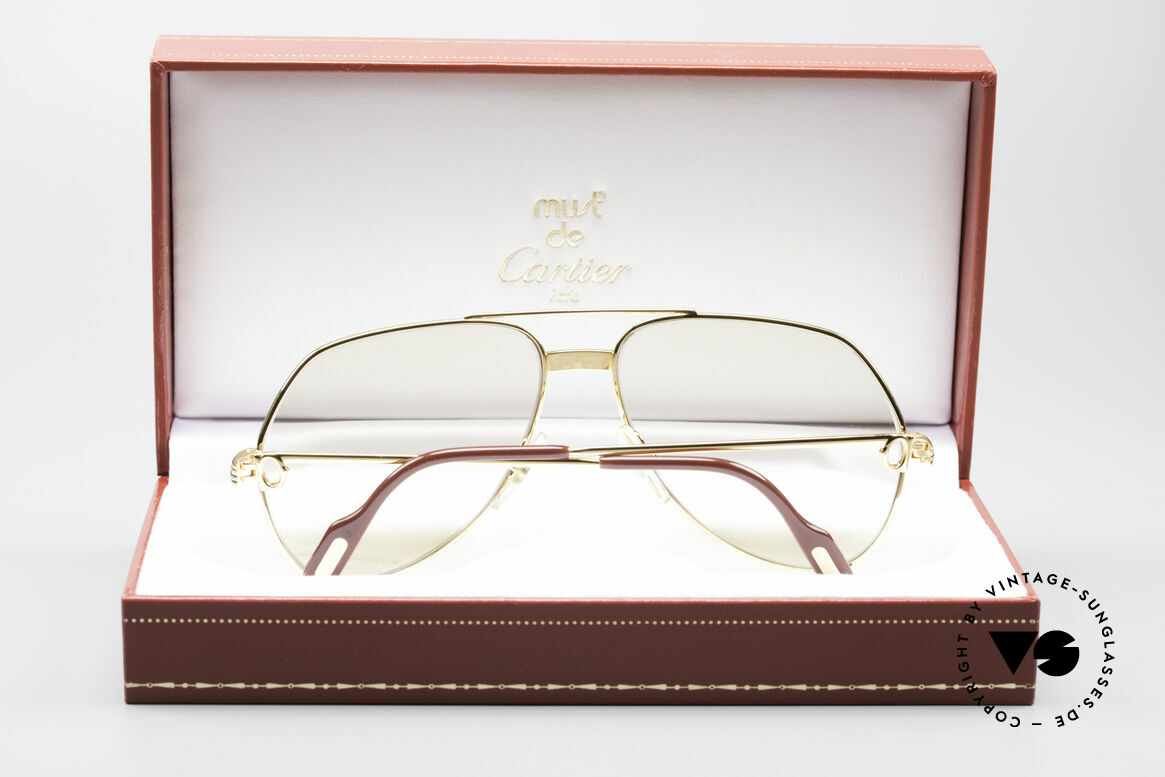 Cartier Vendome LC - S With Zeiss Changeable Lenses