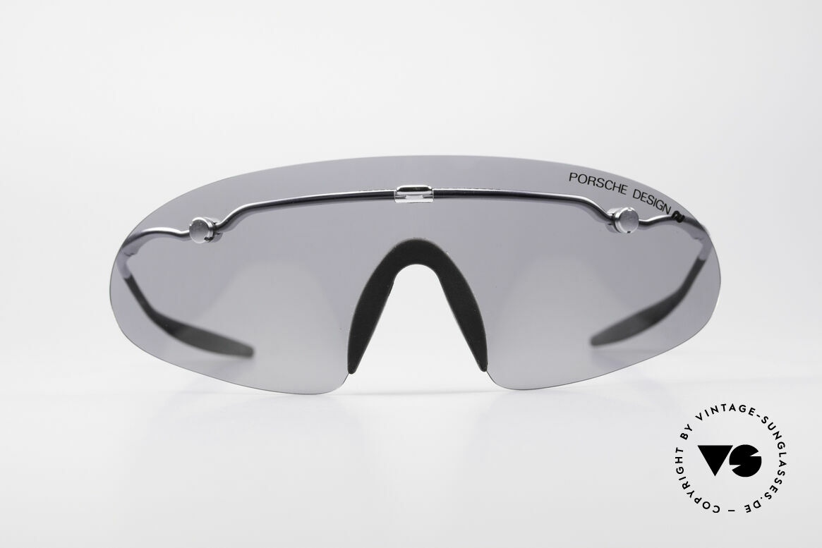 Porsche 5692 F09 Flat Designer Shades, high performance, foldable Porsche Carrera sport-shades, Made for Men