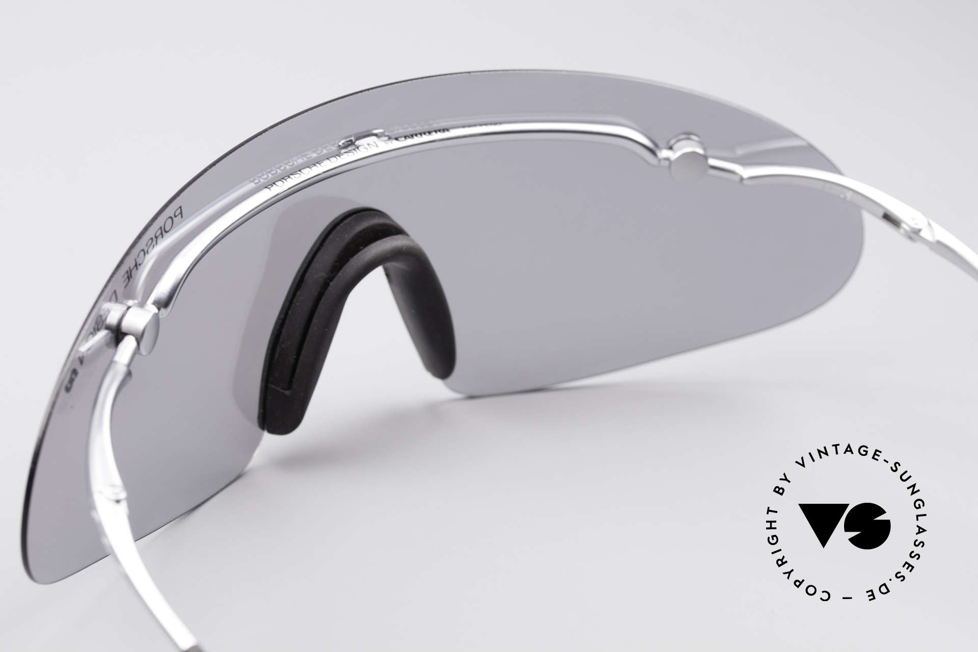 Porsche 5692 F09 Flat Designer Shades, NO RETRO sunglasses, but a genuine unworn ORIGINAL!, Made for Men
