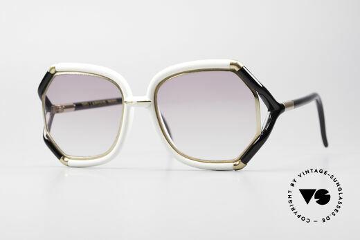Ted Lapidus B02 70's Designer Sunglasses Details