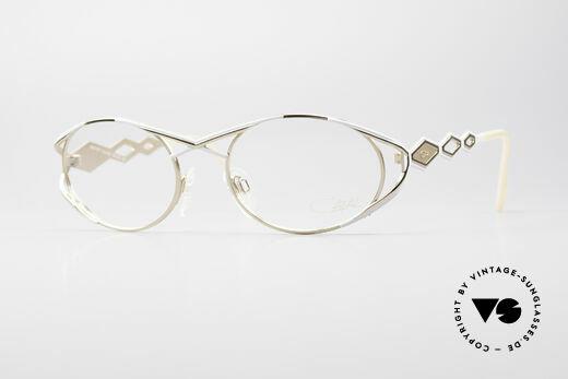 Cazal 977 90's Designer Frame Ladies Details