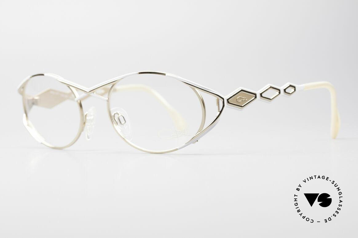 Cazal 977 90's Designer Frame Ladies