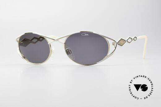 Cazal 977 90's Designer Shades Women Details