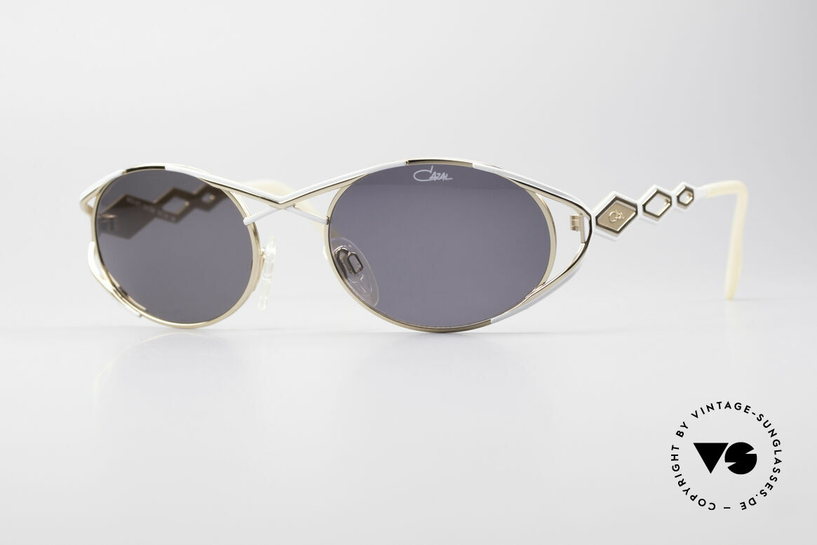 Cazal 977 90's Designer Shades Women, luxury vintage CAZAL sunglasses from the late 90's, Made for Women