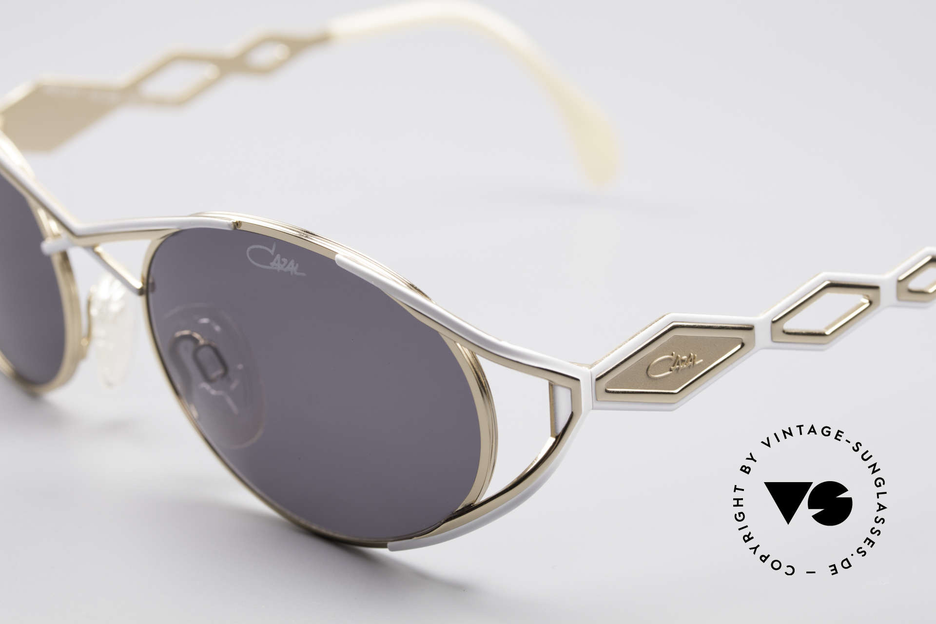 Cazal 977 90's Designer Shades Women, finest quality and shiny like fresh from the factory!, Made for Women