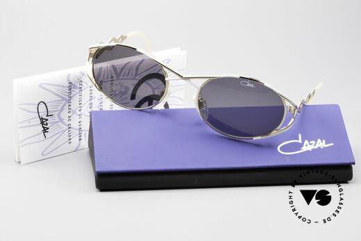 Cazal 977 90's Designer Shades Women