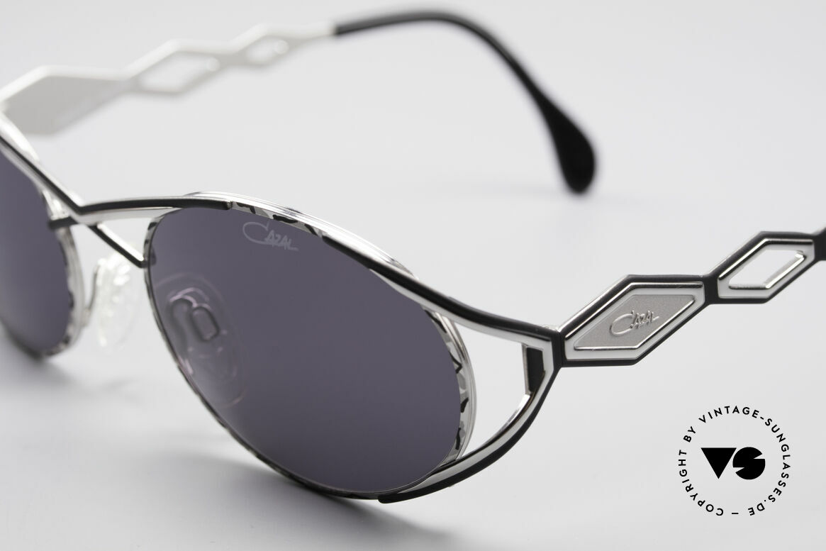 Cazal 977 Vintage 90s Sunglasses Ladies, finest quality and shiny like fresh from the factory, Made for Women