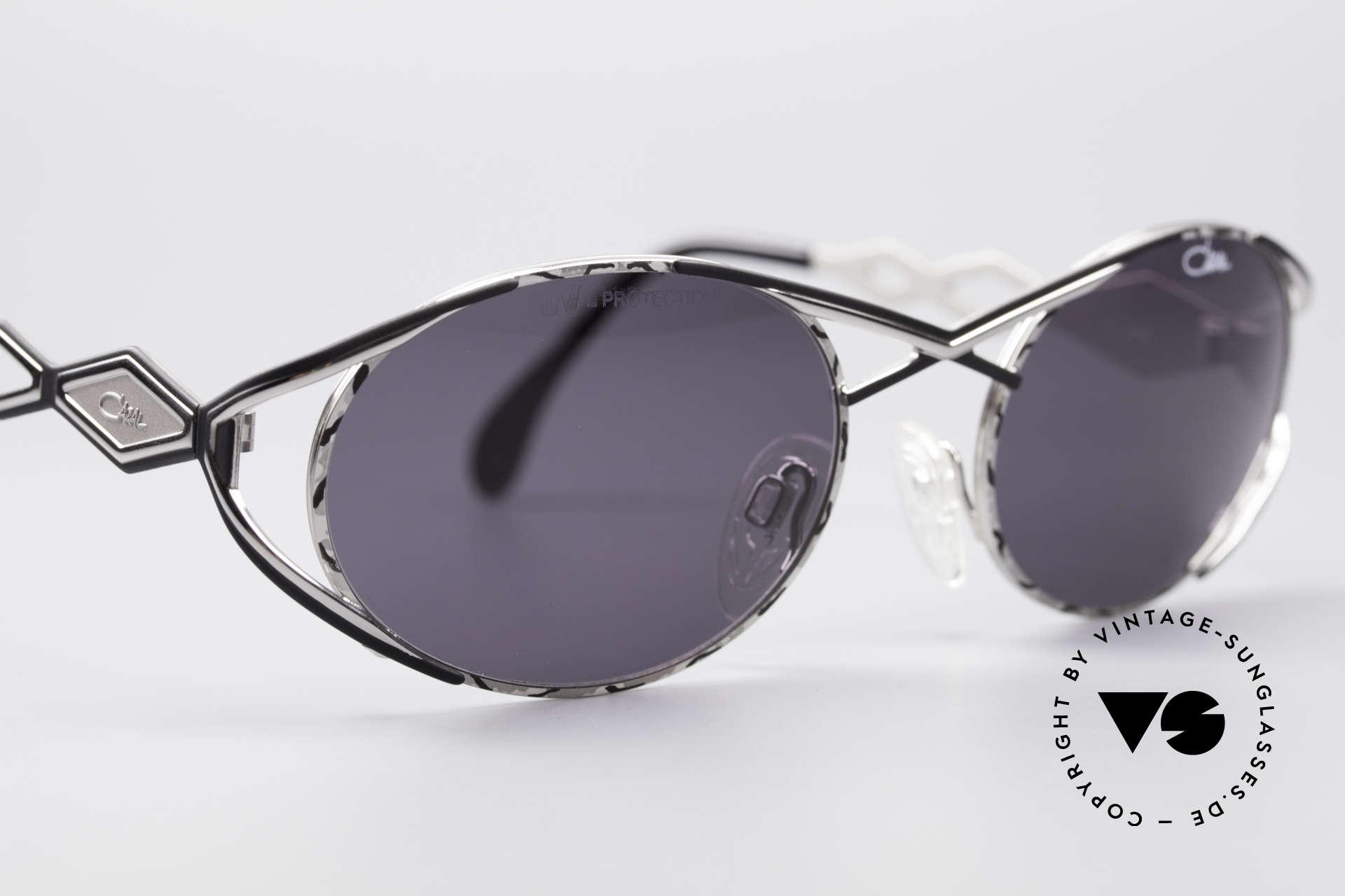 Cazal 977 Vintage 90s Sunglasses Ladies, never worn (like all our vintage sunglasses by Cazal), Made for Women