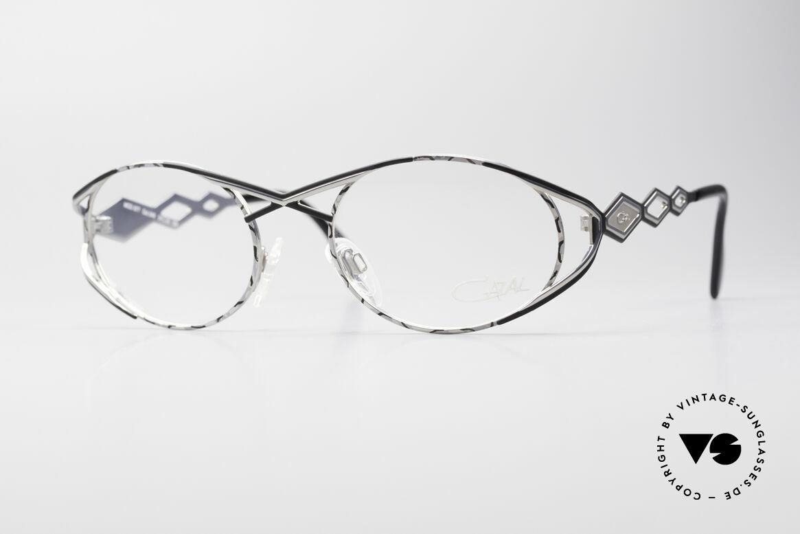 Cazal 977 Vintage 90s Eyeglasses Ladies, luxury vintage Cazal eyeglasses from the late 1990's, Made for Women