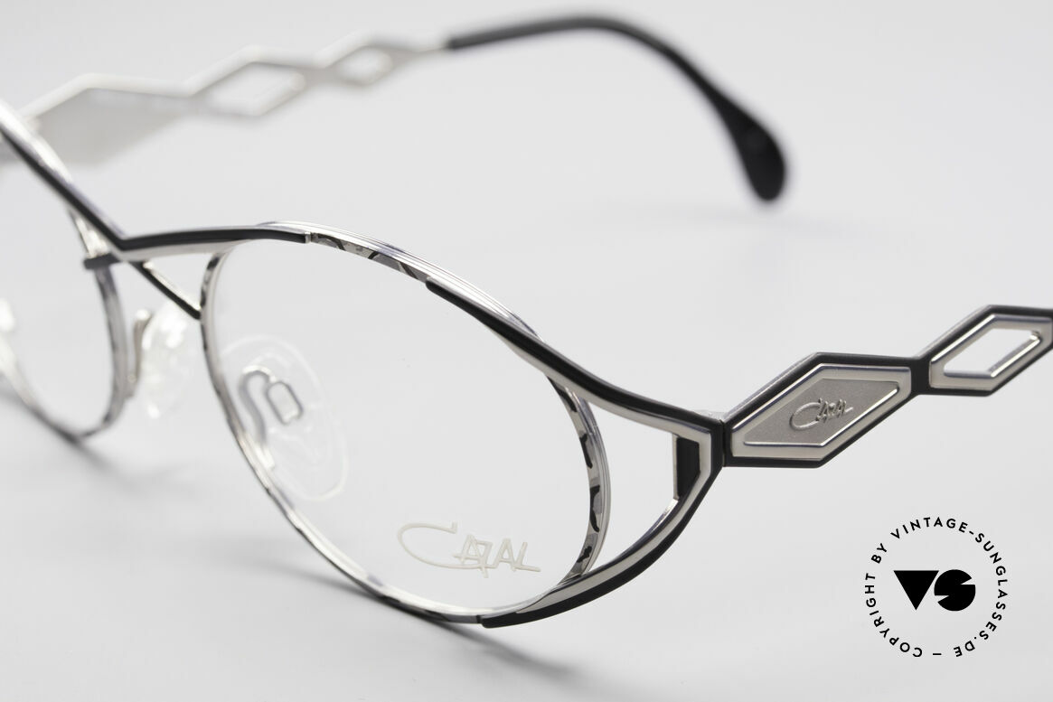 Cazal 977 Vintage 90s Eyeglasses Ladies, finest quality and shiny like fresh from the factory, Made for Women