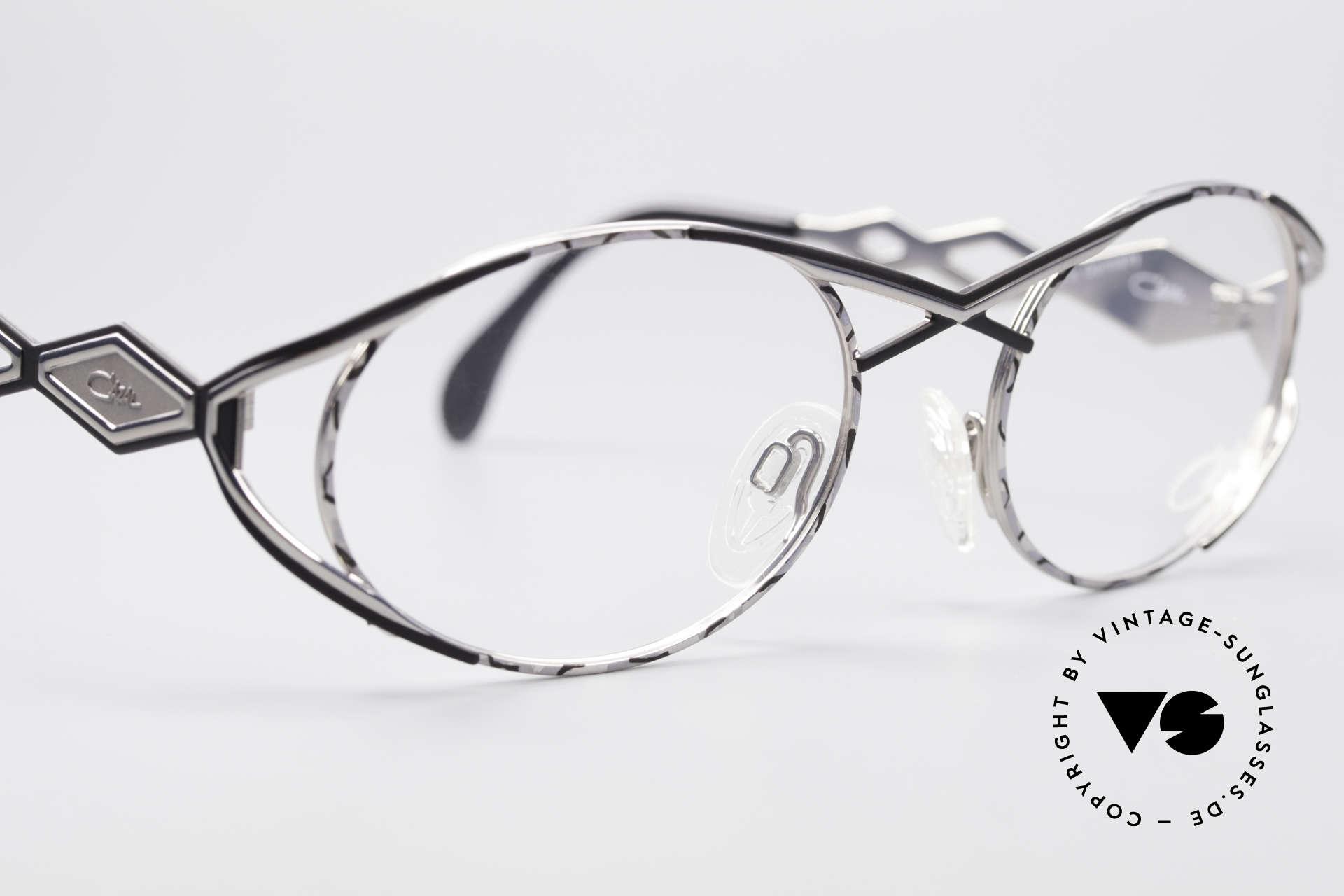 Cazal 977 Vintage 90s Eyeglasses Ladies, never worn (like all our vintage eyeglasses by Cazal), Made for Women