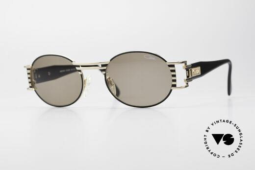 Cazal 976 90's Vintage Sunglasses Oval Details