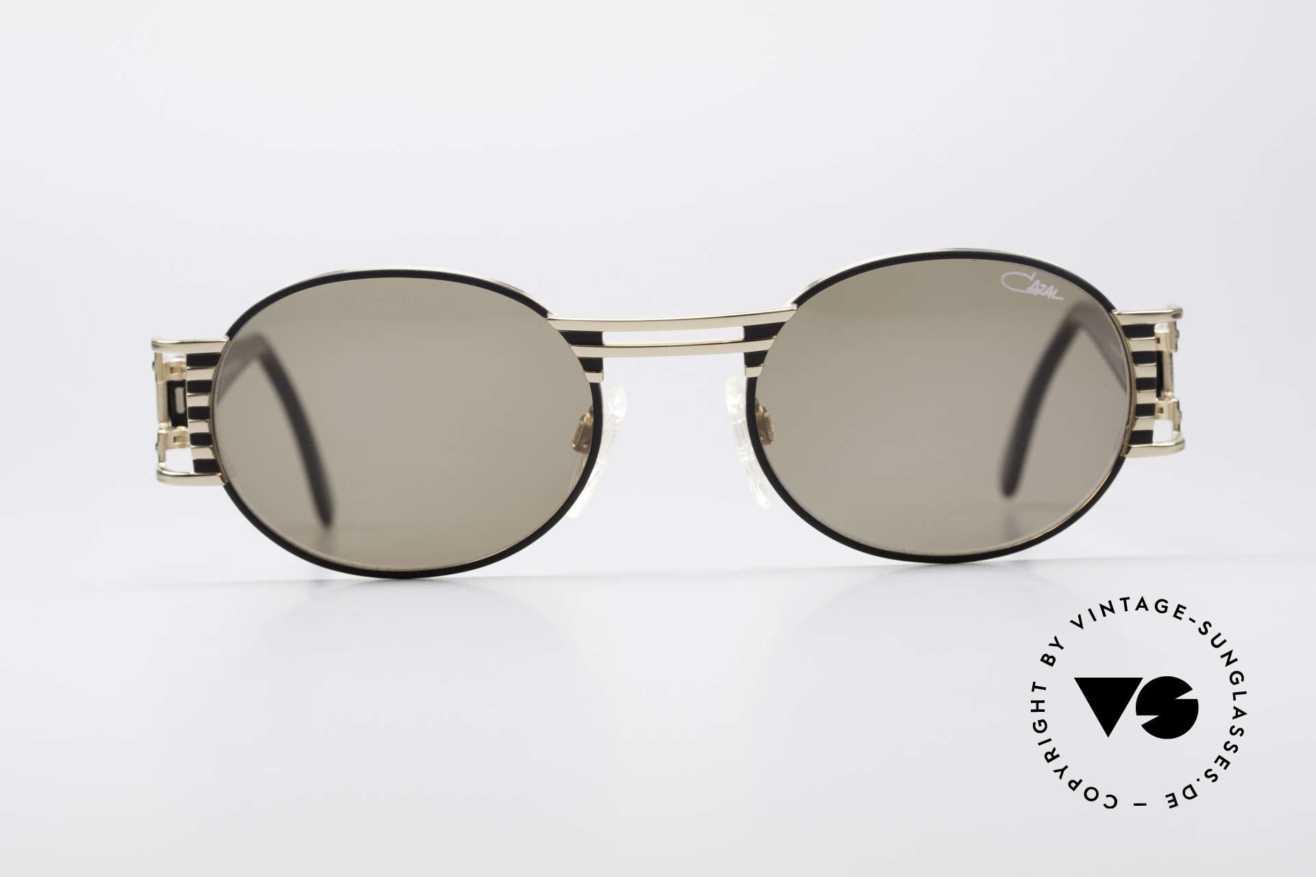 Cazal 976 90's Vintage Sunglasses Oval, oval vintage shades by Cari Zalloni (Mr. CAZAL), Made for Men and Women