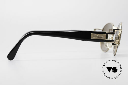 Cazal 976 90's Vintage Sunglasses Oval, never worn (like all our rare vintage Cazal frames), Made for Men and Women