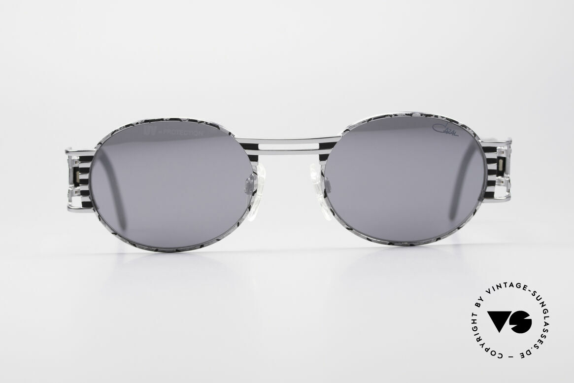 Cazal 976 Vintage Shades Oval Mirrored, oval vintage shades by Cari Zalloni (Mr. CAZAL), Made for Men and Women