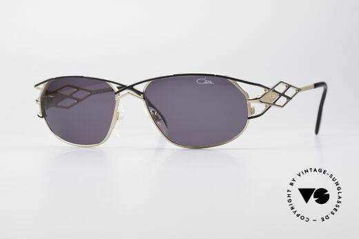 Cazal 981 Ladies Designer Sunglasses Details