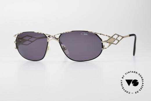 Cazal 981 Designer Ladies Sunglasses Details