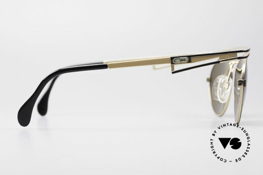 Cazal 970 Extraordinary 90's Shades, with original Cazal sun lenses for 100% UV protection, Made for Women