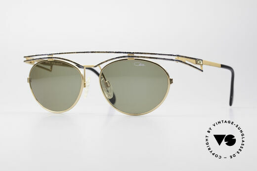 Cazal 970 Extraordinary Shades Women Details