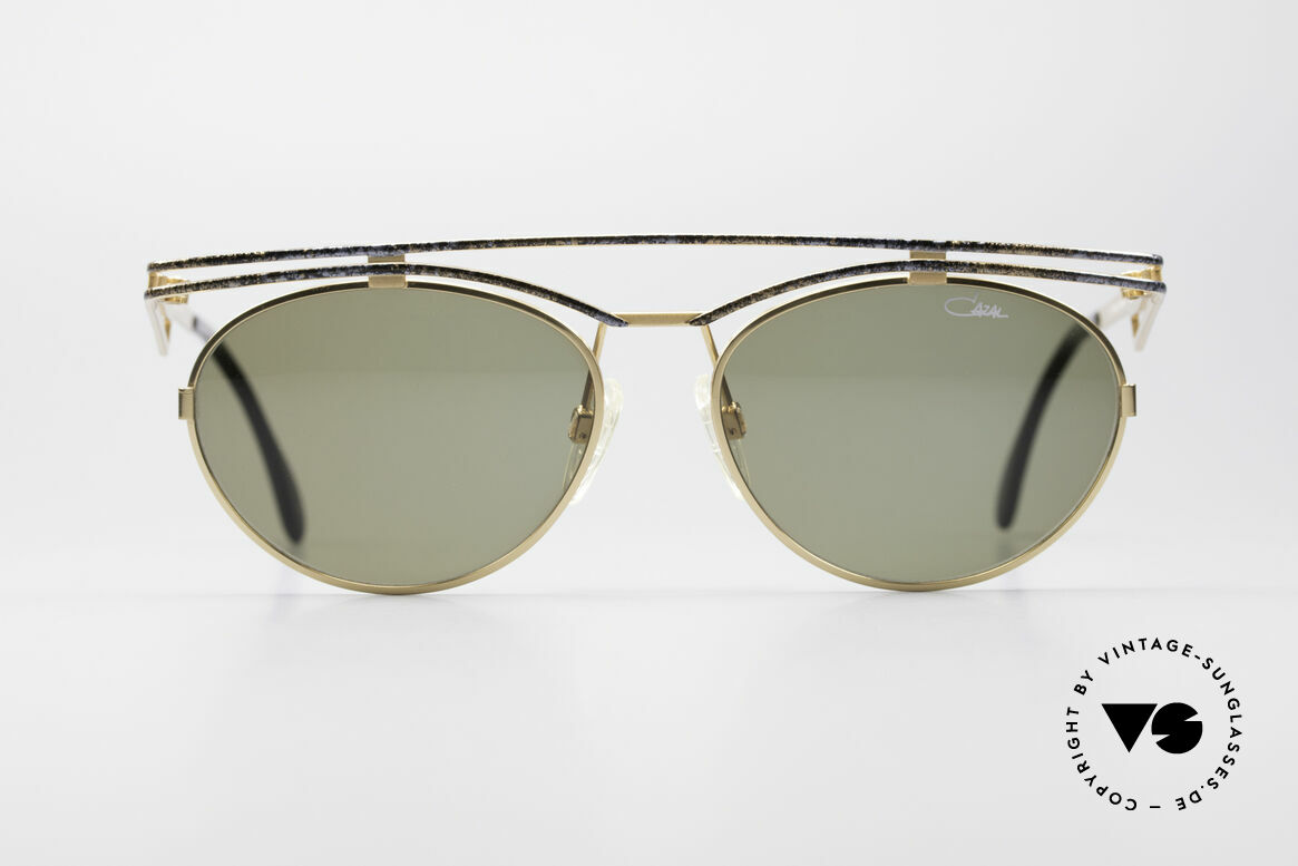 Cazal 970 Extraordinary Shades Women, playful metal frame construction - pure extravagance!, Made for Women